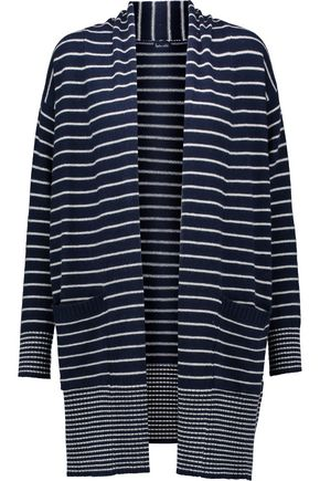 SPLENDID Striped knitted cardigan
