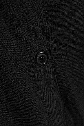 SPLENDID Cocoon Duster stretch-jersey cardigan