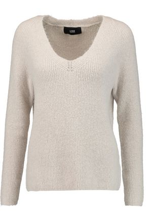 LINE Sophia ribbed-knit sweater
