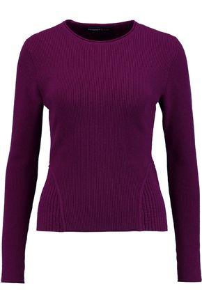 PRINGLE OF SCOTLAND Fluted cashmere sweater