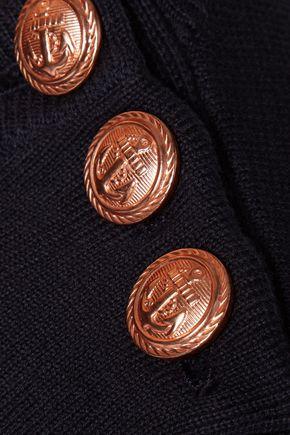 PETIT BATEAU Striped cotton sweater