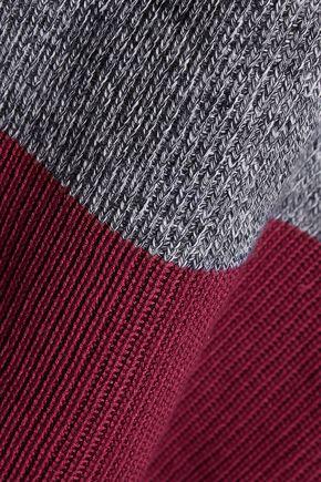 RAG & BONE Jena oversized striped cotton sweater