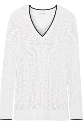 RAG & BONE Elizabeth open-knit sweater