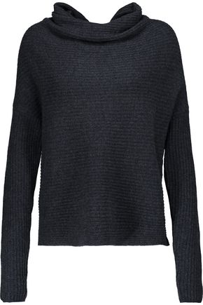 JOIE Abri draped cashmere sweater