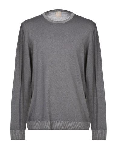 Фото - Мужской свитер H953 свинцово-серого цвета