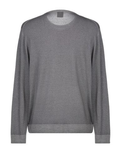 Фото 2 - Мужской свитер H953 свинцово-серого цвета