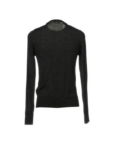 Фото 2 - Мужской свитер HAMAKI-HO цвет стальной серый