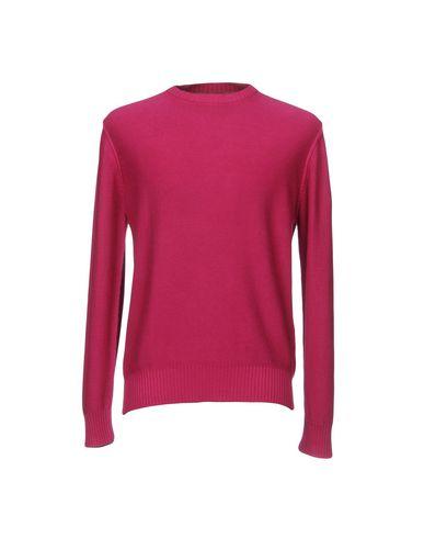 Фото - Мужской свитер  цвет пурпурный