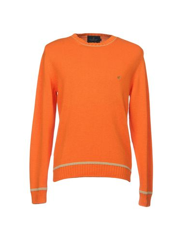 Фото - Мужской свитер BROOKSFIELD оранжевого цвета