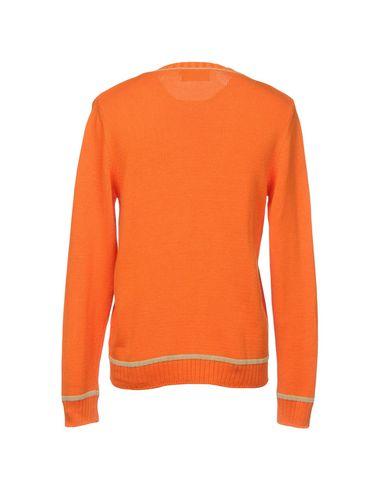 Фото 2 - Мужской свитер BROOKSFIELD оранжевого цвета