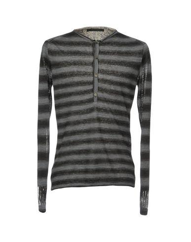Фото - Мужской свитер  цвет стальной серый