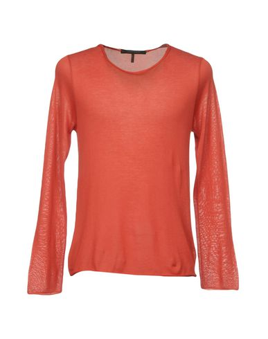 Фото - Мужской свитер  красного цвета