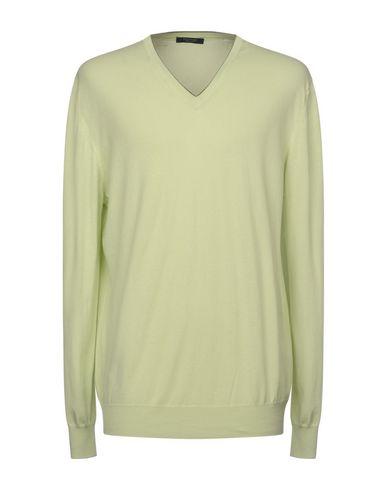 Фото - Мужской свитер GRAN SASSO светло-зеленого цвета