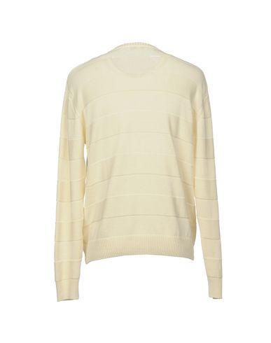 Фото 2 - Мужской свитер  цвет слоновая кость