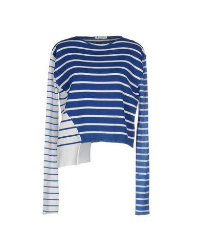 Фото - Женский свитер  синего цвета