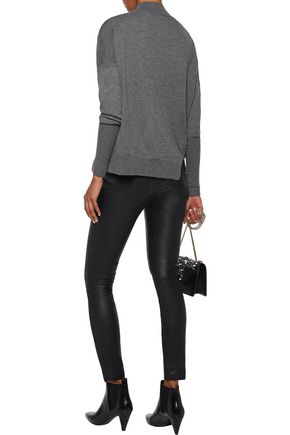 J BRAND Acacia wool-blend turtleneck sweater