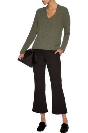 IRIS AND INK Livia cashmere sweater