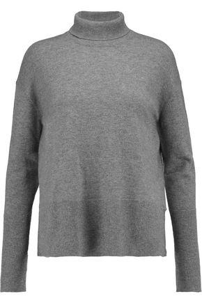 BY MALENE BIRGER Wool and cashmere-blend turtleneck sweater