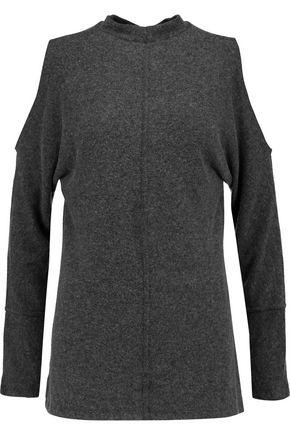 TART Gila cold-shoulder fleece sweater