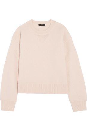 RAG & BONE Kassidy buttoned merino wool felt sweater