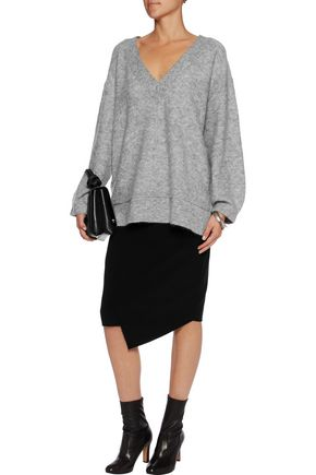 BY MALENE BIRGER Stretch-knit sweater