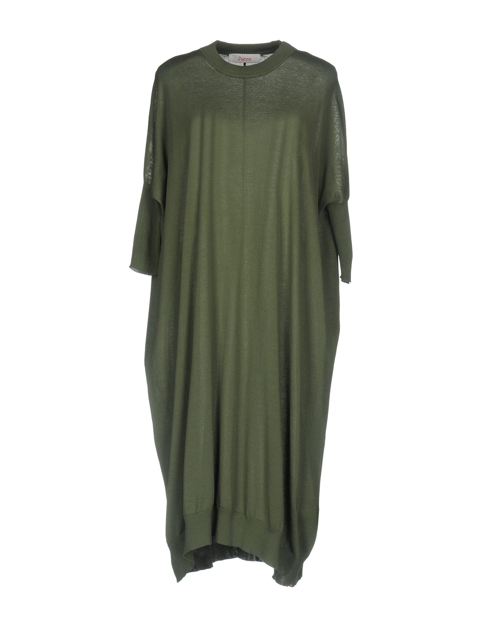 JUCCA Платье до колена jucca платье до колена