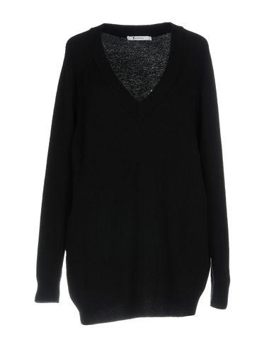 Фото - Женский свитер  черного цвета