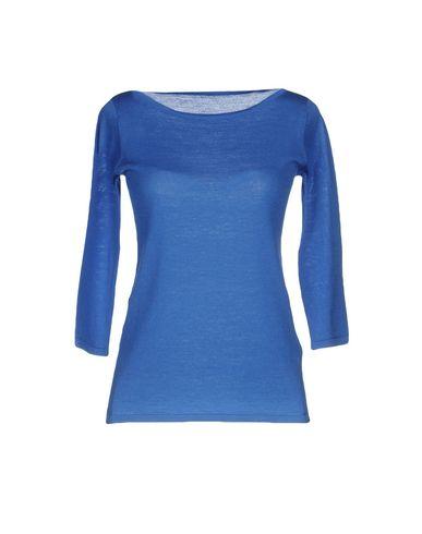 Фото - Женский свитер SOTTOMETTIMI синего цвета