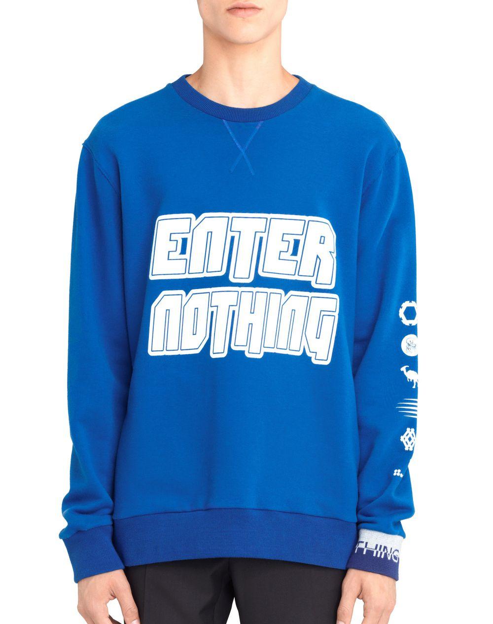 """""""ENTER NOTHING"""" SWEATSHIRT - Lanvin"""