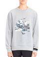 """LANVIN Knitwear & Sweaters Man """"THE ISLAND"""" SWEATSHIRT f"""
