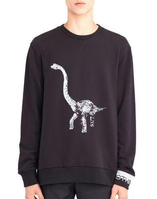 "LANVIN ""DIPLO"" EMBROIDERED SWEATSHIRT Knitwear & Sweaters U f"