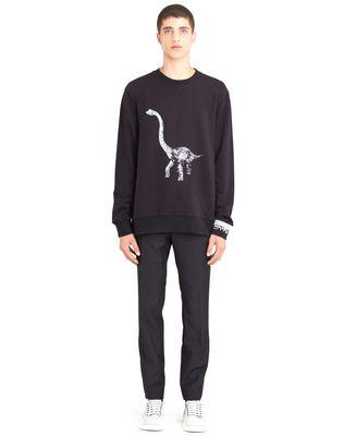 "LANVIN ""DIPLO"" EMBROIDERED SWEATSHIRT Knitwear & Sweaters U r"