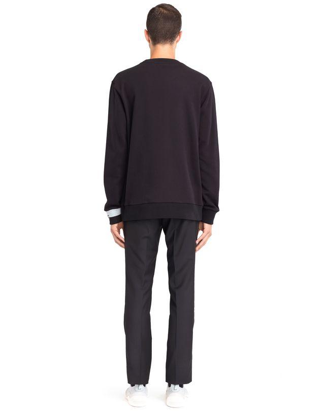 "LANVIN ""DIPLO"" EMBROIDERED SWEATSHIRT Knitwear & Sweaters U d"