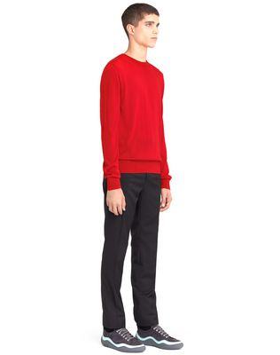 LANVIN CREW NECK CASHMERE JUMPER Knitwear & Jumpers U e