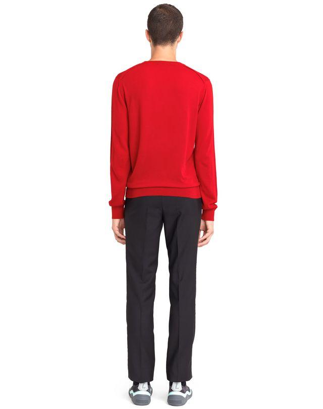LANVIN CREW NECK CASHMERE JUMPER Knitwear & Jumpers U d