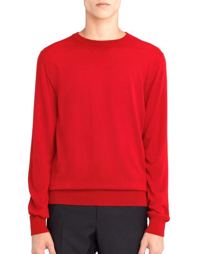 LANVIN CREW NECK CASHMERE JUMPER Knitwear & Jumpers U f