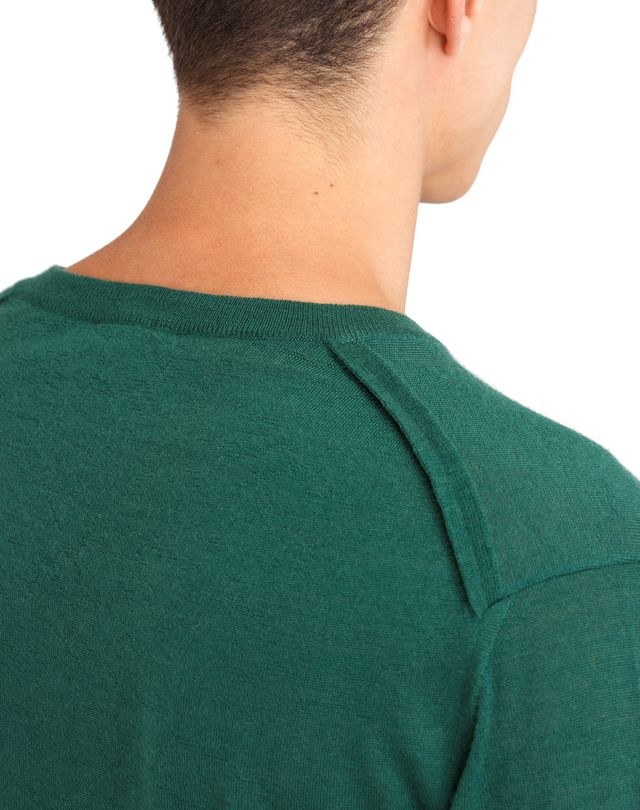 LANVIN V-NECK CASHMERE SWEATER Knitwear & Sweaters U b