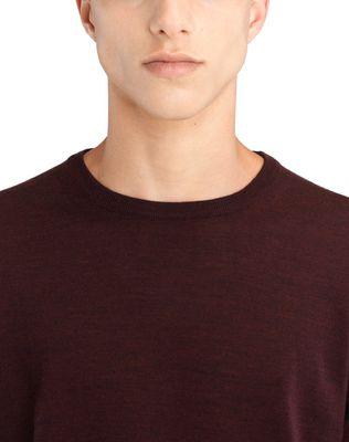 LANVIN CREW NECK JERSEY SWEATER Knitwear & Sweaters U a