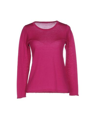 Фото - Женский свитер SOTTOMETTIMI розовато-лилового цвета