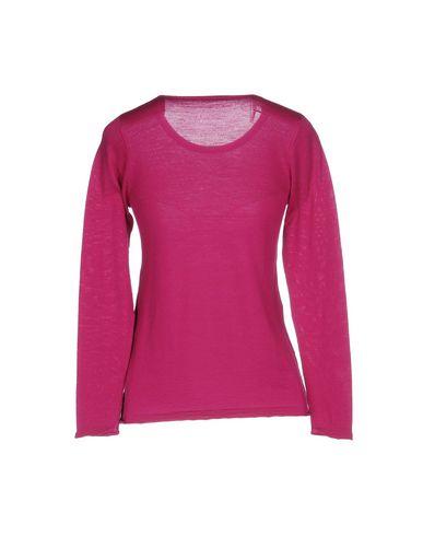 Фото 2 - Женский свитер SOTTOMETTIMI розовато-лилового цвета