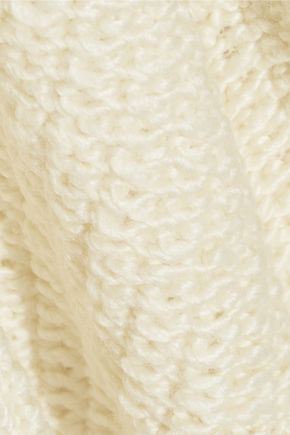 MAJE Magnum chunky-knit cardigan