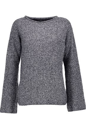 OPENING CEREMONY Cutout bouclé sweater