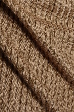 BAILEY 44 Agave ribbed stretch-knit top