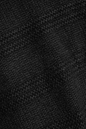 ISABEL MARANT ÉTOILE Flora cotton-blend hooded cape