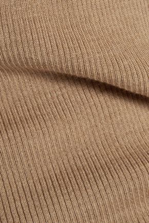 ROSETTA GETTY Ribbed merino wool top