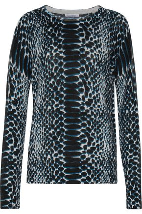 EQUIPMENT Sloane printed cashmere sweater