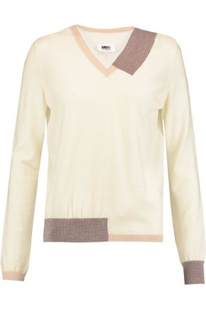 MM6 by MAISON MARGIELA Wool sweater