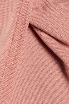 THEORY Twylina split-back merino wool sweater