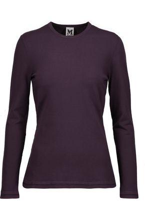 M MISSONI Stretch-knit top