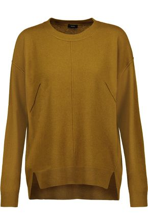 JOSEPH Asymmetric wool sweater